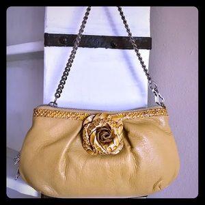 BRIGHTON Party Girl Leather Purse/Wristlet